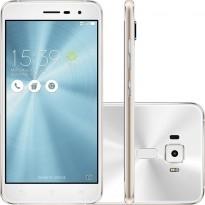 "Smartphone Asus Zenfone 3 5.2"" 16GB Dual ZE520KL Desbloqueado Branco por R$ 1.250"