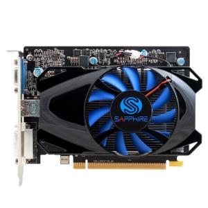 Placa de Vídeo Sapphire Radeon R7 350 2GB  - R$ 299,99