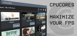 STEAM - CPUCores :: Maximize Your FPS 51% DESCONTO - 34,30R$