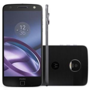 Smartphone Moto Z Style Edition Preto XT1650-03