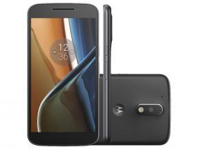 Smartphone Motorola Moto G 4ª Geração 16GB - R$990