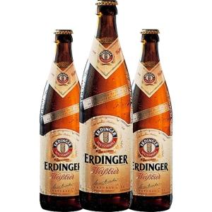 Kit 3 Cervejas Alemãs Tradicional Erdinger Clara por R$30