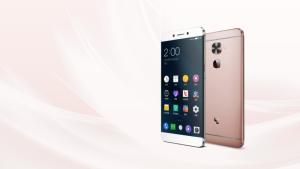Smartphone LETV Leeco 2 x620 4G Phablet  -  ROSE GOLD por R$410