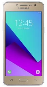 """Smartphone Samsung Galaxy J2 Prime Dualchip Dourado 4G, Tela 5"""", Android 6.0 por R$527 (frete grátis)"""