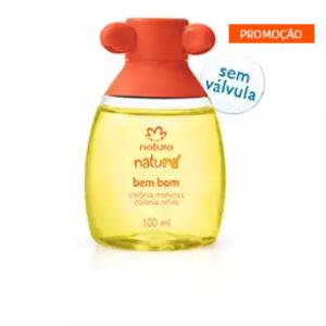 Colônia Bem Bom Meninas Naturé -100ml R$26,45