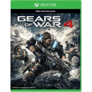 Game - Gears Of War 4 - Xbox One por R$ 76