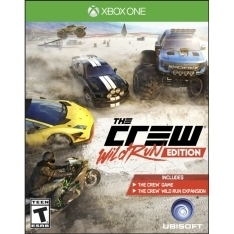 The Crew + Expansão The Crew Wild Run - Xbox One - R$ 19,90