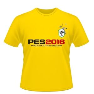 Camiseta PES 2016 Allejo - Tamanho M ou G - R$ 9,90