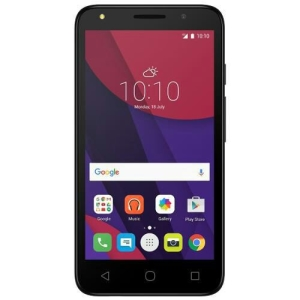 "Smartphone Alcatel Pixi4 5"" Preto Ot5045 - Dual Chip, 4g, Tela 5"" - R$380"