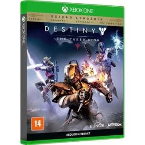 Destiny: The Taken King Edição Lendária - Xbox One R$ 100
