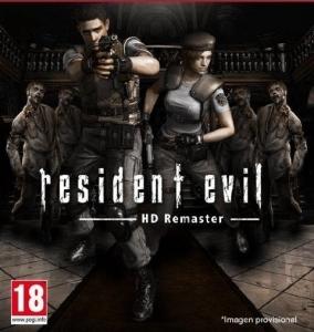 Resident Evil HD REMASTER Steam CD Key R$34