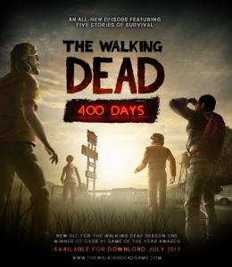 The Walking Dead: 400 Days DLC | Steam Key R$13