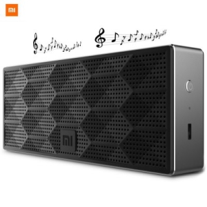 Original Xiaomi Wireless Bluetooth 4.0 Speaker  -  BLACK 1