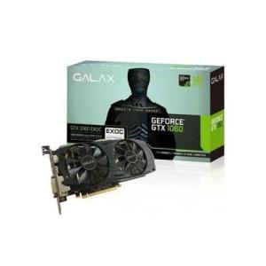 Placa De Vídeo Galax Geforce Gtx 1060 3gb Ex Oc Gddr5 192bit por R$799