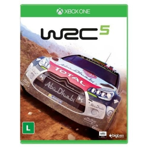 WRC 5 - Xbox One / PS4 R$ 46,45