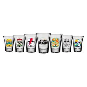 Conjunto de Shots - Stormtrooper por R$30