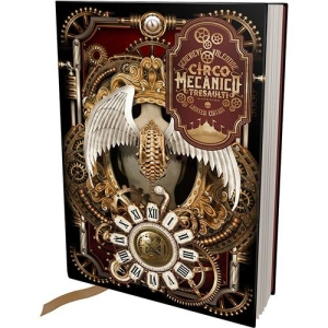 Livro - Circo Mecânico Tresaulti: Limited Edition - R$ 27,90