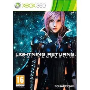 LIGHTNING RETURNS: FINAL FANTASY XIII - XBOX 360 - R$ 34,50