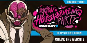 PAYDAY 2: Hoxton's Housewarming Key DLC (Grátis)