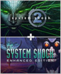 System Shock Enhanced Edition e System Shock 2 - GOG PC - R$ 3,09 Cada
