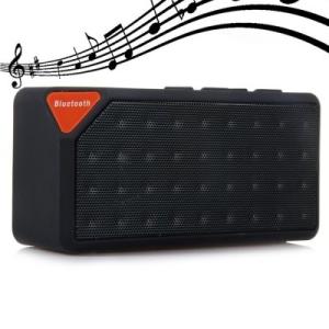 Caixa De Som Bluetooth Mini Speaker X3 Usb Fm Aux Tf  - ultimos dias