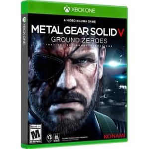 Jogo Xbox One Metal Gear Solid V: Ground Zeroes Konami por R$ 40