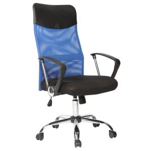 Cadeira Importada Office Detroit Giratória com Regulagem de Altura