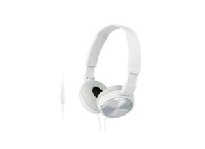 Headphone Sony com Microfone MDR-ZX310AP - R$78