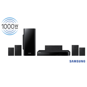 HomeTheater 5.1 1000W Blueray 3D Samsung HT-F5500