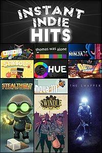 Instant Indie Hits - 10 Jogos indies por R$ 40