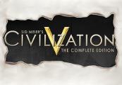 Sid Meier's Civilization V + Todos DLCs (Ínclui 18 Itens) por R$ 62