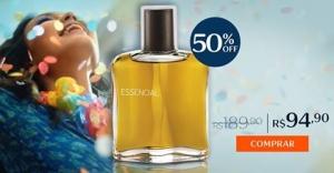 Deo Parfum Essencial Masculino - 100ml R$ 95