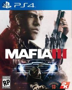 Mafia 3 - PS4 - R$105