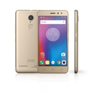 Smartphone Lenovo Vibe K6 PA540007BR Dourado Dual Chip Android 6.0 Marshmallow 4G Wi-Fi Câmera 13 MP R$809