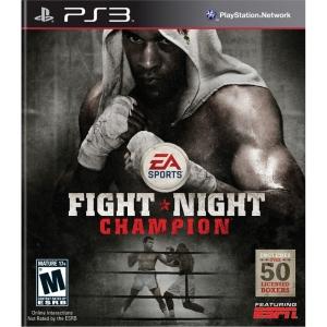 Fight Night Champion - PS3 - $7