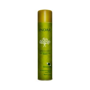 Spray Secante para Esmalte Inoar Speed Dry com Óleo de Argan 400ml por R$10
