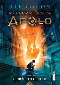 Livro - O Oráculo Oculto (As Provações de Apolo) - R$ 6,81