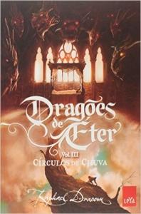 Livro - Dragões de Éter: Círculos de Chuva (Volume 3) - R$ 10,68