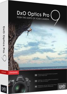 DxO Optics Pro 9 Elite Edition (Grátis)