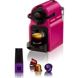 Cafeteira Expresso Nespresso Inissia Rosa por R$ 189