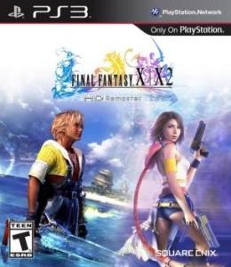 Final Fantasy X/X-2 HD - PS3 - $35,00