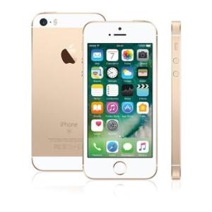 Apple Iphone SE 64 GB Somente dourado - R$2099