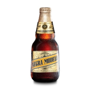 PAGUE 2 e LEVE 6 Cerveja Negra Modelo Long Neck 355ml por R$ 21