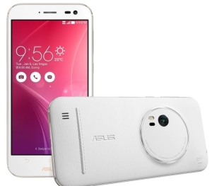 ASUS Zenfone Zoom 4GB/32GB Branco / Preto por R$1329