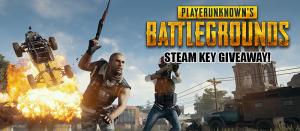 PlayerUnkown's Battlegrounds Steam Ativa Key Grátis