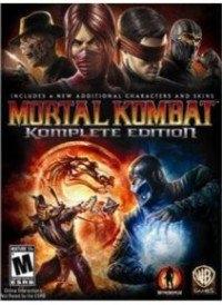 Mortal Kombat 9 - STEAM