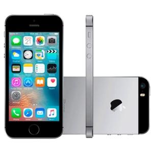 iPhone SE 16GB iOS 9 e 12mp - R$1.919,25