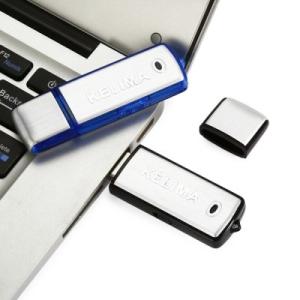 Gravador de voz digital USB  8gb - R$23 (utilizando o cupom)
