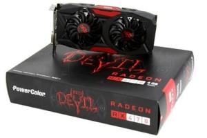 [VOLTOU] RX 470 4GB Red Devil 256bits GDDR5
