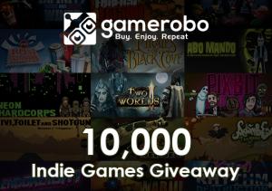 Steam Indie Games (Key Aleatória Grátis)